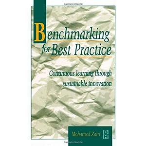 【クリックで詳細表示】Benchmarking for Best Practice [ペーパーバック]