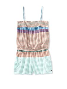 O'Neill Girl's 7-16 Josie Jumper Short (Beach Glass)
