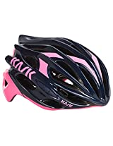 Kask Mojito Helmet Navy Blue / Pink Large