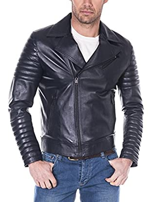 GIORGIO DI MARE Lederjacke Men'S Leather Jacket