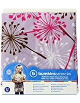 Bumkins Waterproof Short Sleeved Art Smock, Dandilion, 3-7 years