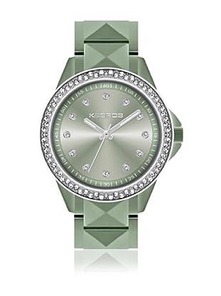K&Bros  Reloj 9565 (Verde)