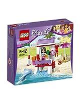 Lego Friends Emma's Lifeguard Post, Multi Color