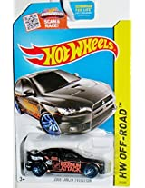2015 Hot Wheels Hw Off-Road: 2008 Mitsubishi Lancer Evolution