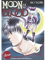 Moon and Blood vol.1 (German Edition) (Shojo Manga)