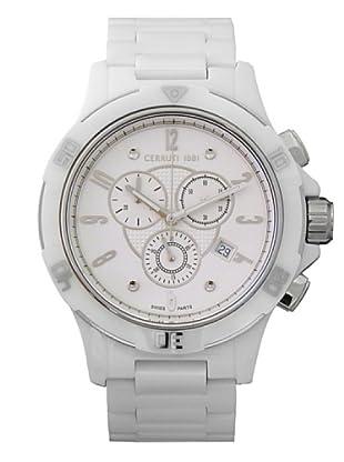 Cerruti Reloj CRA054Z211H Blanco