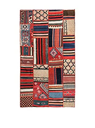 NAVAEI & CO. Teppich mehrfarbig 216 x 125 cm