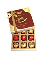 9pc Legend Wrapped Chocolate Box - Chocholik Luxury Chocolates