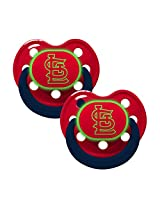 Baby Fanatic Pacifier Glow In The Dark, St Louis Cardinals
