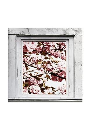 Art Addiction Spring Window I, Pink