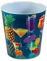 Forum Novelties Hawaiian Luau Party Fruity Mixed Drink Ice Bucket