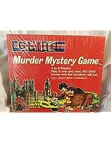 London Murder Mystery Game