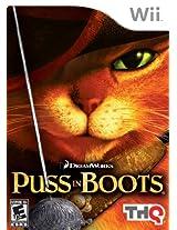 Puss in Boots - Nintendo Wii