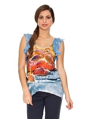 Jota + Ge Camiseta Nati (Multicolor)