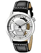 Stuhrling Original Analog Silver Dial Men's Watch - 994.01