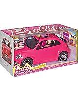 BARBIE® Doll + New VW Beetle Vehicle