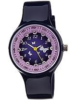 Zoop Analog Blue Dial Children's Watch - C4038PP01