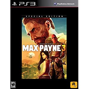 Max Payne 3: Special Edition - Playstation 3
