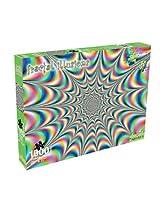 Fractal Illusion 1000 Piece Jigsaw Puzzle