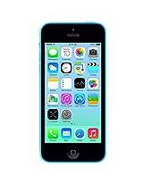 Apple iPhone 5C 32GB (Blue) (Apple India Warranty)