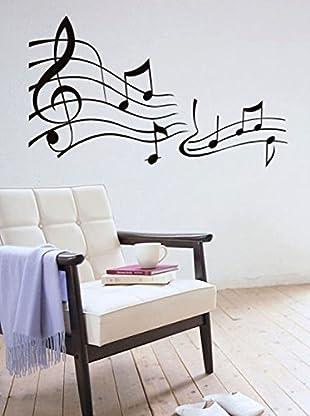 SuperStudio Wandtattoo Music