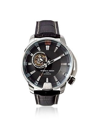 Giorgio Fedon 1919 Men's GIOGFBA001 Timeless III Black/Silver Stainless Steel Watch