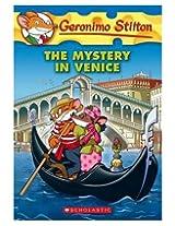Scholastic - The Mystery In Venice