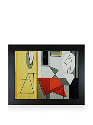 Pablo Picasso The Studio Painting Framed Oil Painting, 30 x 40
