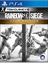 Tom Clancy's Rainbow Six Siege - Gold Edition - PlayStation 4