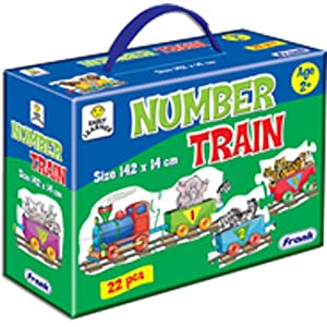 Frank Number Train
