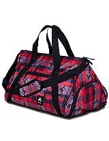 PinStar Red Sports Triangle Gym Duffle Bag