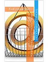 Profitieren Logistikimmobilien vom eCommerce-Boom?: - Kurzanalyse - (German Edition)