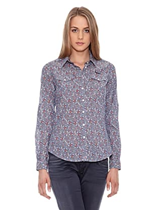 Pepe Jeans London Blusa Lavender (Multicolor)