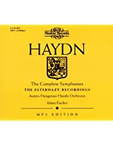 Haydn - The Complete Symphonies. MP3 Edition