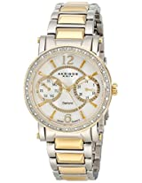 Akribos XXIV AKR472YG For Women Analog-Digital Dress Watch