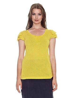 Jackpot T-Shirt Unny (Giallo)