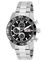 Invicta Men's 21375 Specialty Analog Display Quartz Silver-Tone Watch