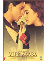 Veer-Zaara (Classic Shahrukh Hindi Film / Indian Cinema / Bollywood Movie DVD)