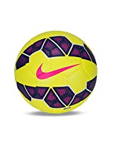 Nike Strike Pl Hi-vis 14/15 Sc2536705 Football, Size 5 (Grey/Red)