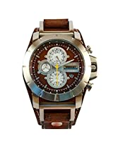 Fossil Analog Multi-Color Dial Men's Watch - JR1157