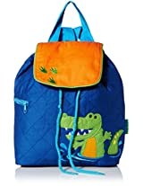 Stephen Joseph Quilted Backpack, Alligator
