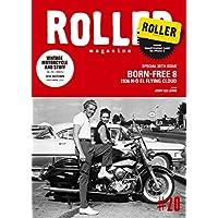 ROLLER MAGAZINE 2016年Vol.20 小さい表紙画像