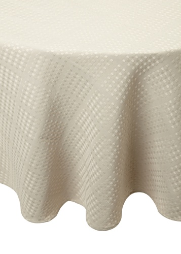 Bardwil Evolution Round Tablecloth (Linen)