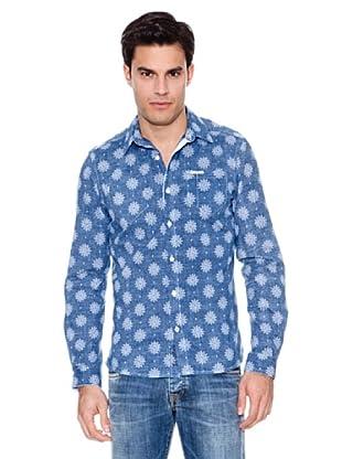 Pepe Jeans Hemd Vite (Blau)
