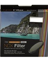 Vivitar 40.5mm Variable ND 2-1000 Neutral Density NDX Filter