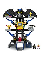 Transforming Batcave Playset, Batman & The Joker Figures