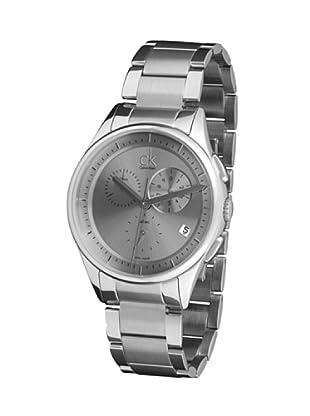 CK Calvin Klein Reloj K2A27126 metal dial Plata