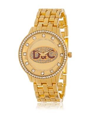 My Silver Reloj Reloj Dorado D&C