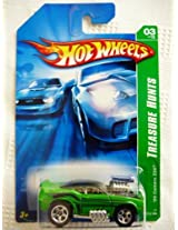 Hot Wheels 2007 Treasure Hunt 3/12 69 Camaro Z/28