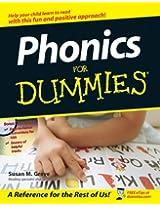 Phonics for Dummies®